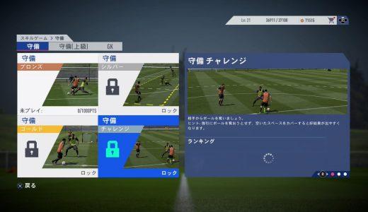【FIFA20】ディフェンスの仕方と考え方。守備の操作と設定について