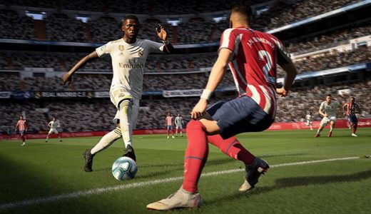 【FIFA20】連続スキルムーブはボールロストしやすい仕様になった
