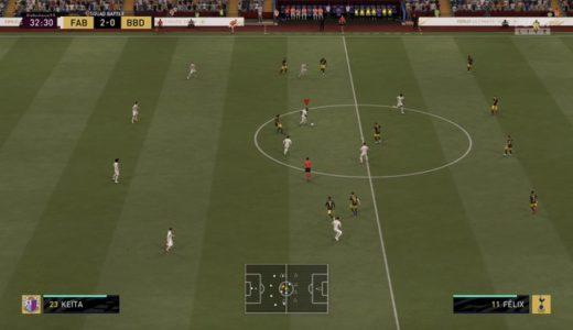 【FIFA21】タックルはパワーを調整しながらすること