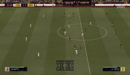 【FIFA21】ディフェンス時の選手切り替えの重要性